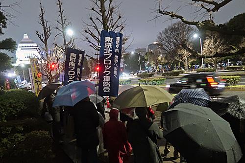 安倍9条改憲NO!2.19国会正門前行動_a0188487_18431401.jpg