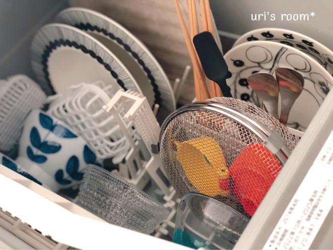 食洗機をさらに快適に使いたい!便利アイテムヽ(´▽`)/_a0341288_21325897.jpg