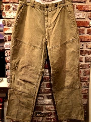 "1940s \"" U.S NAVAL \"" ALL cotton POPLIN - VINTAGE TRENCH COAT - D.NAVY - ._d0172088_20391700.jpg"
