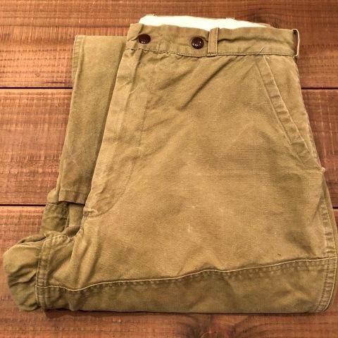 "1940s \"" U.S NAVAL \"" ALL cotton POPLIN - VINTAGE TRENCH COAT - D.NAVY - ._d0172088_21383188.jpg"