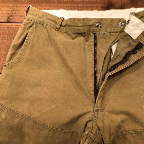 "1940s \"" U.S NAVAL \"" ALL cotton POPLIN - VINTAGE TRENCH COAT - D.NAVY - ._d0172088_21385564.jpg"