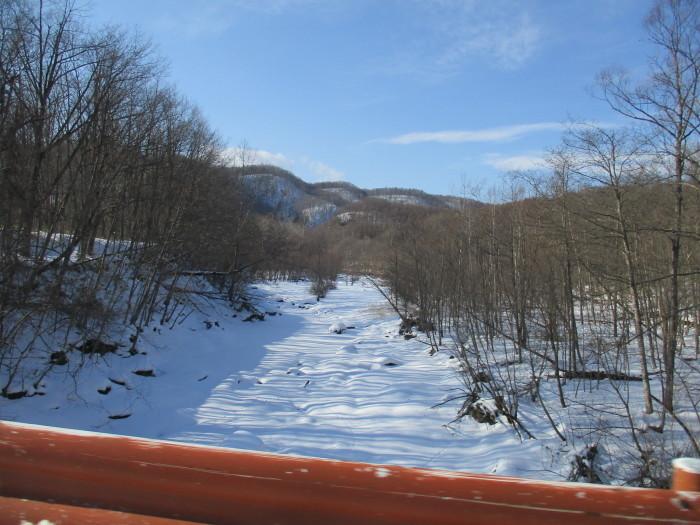 2月27日(水)・・・層雲峡から秘湯へ_f0202703_22210278.jpg