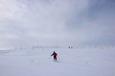 2018年12月22-24日 粉雪病の季節始まる。八甲田山で初滑り_c0242406_13125028.jpg