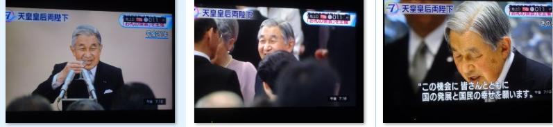 天皇陛下御在位三十年記念式典インターネット…2019/2/24_f0231709_17473267.png