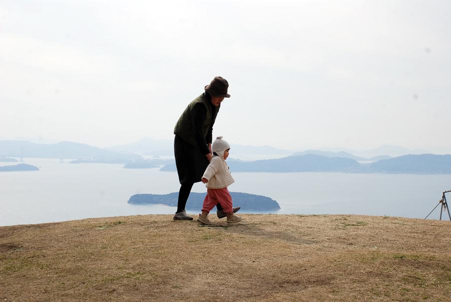 王子が岳/絶景/玉野_c0225122_16374650.jpg