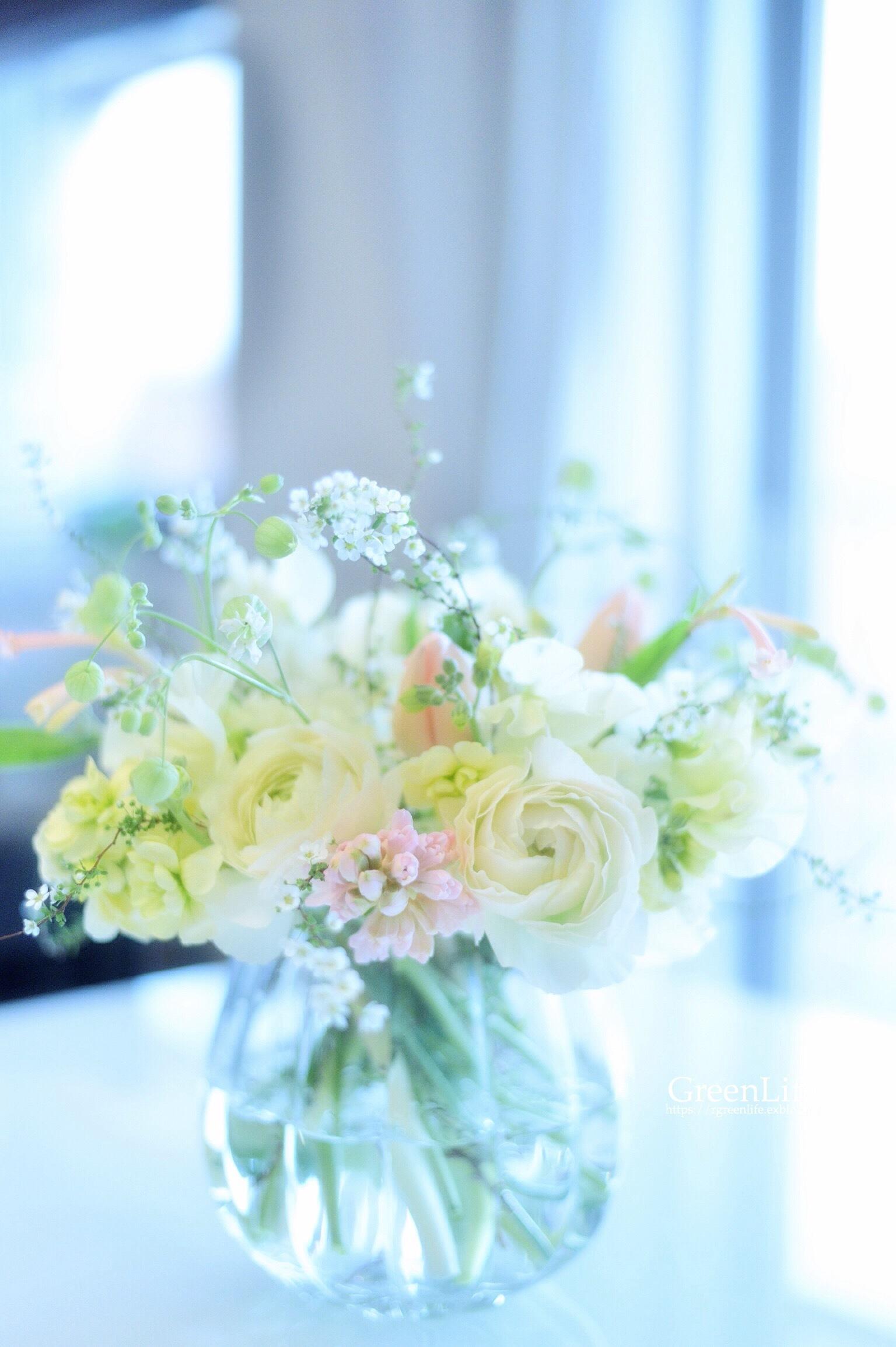 春色を束ねて_f0321522_15205915.jpg