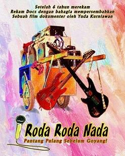 インドネシアのドキュメンタリー映画:RODA RODA NADA  (監督:Yuda Kurniawan)ダンドゥット_a0054926_14422499.jpg