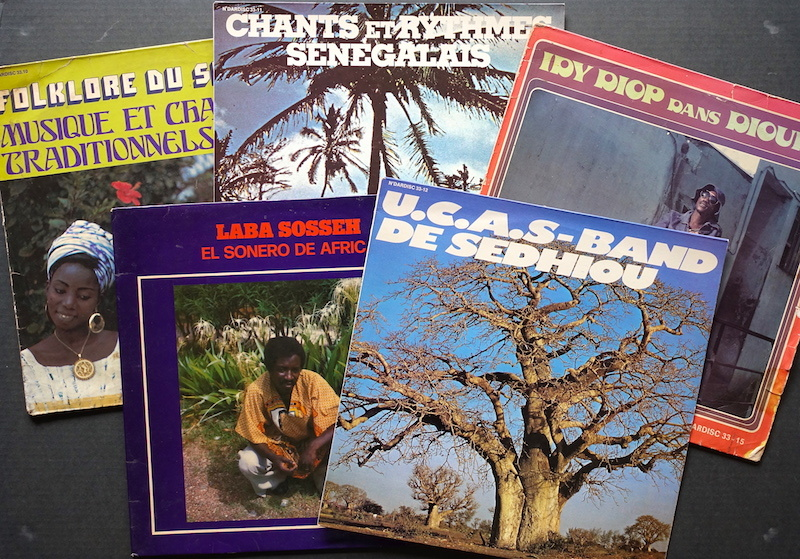 """Roots in Reverse: Senegalese Afro-Cuban Music and ...\"" (3) : N\'dardisc_d0010432_13392982.jpg"