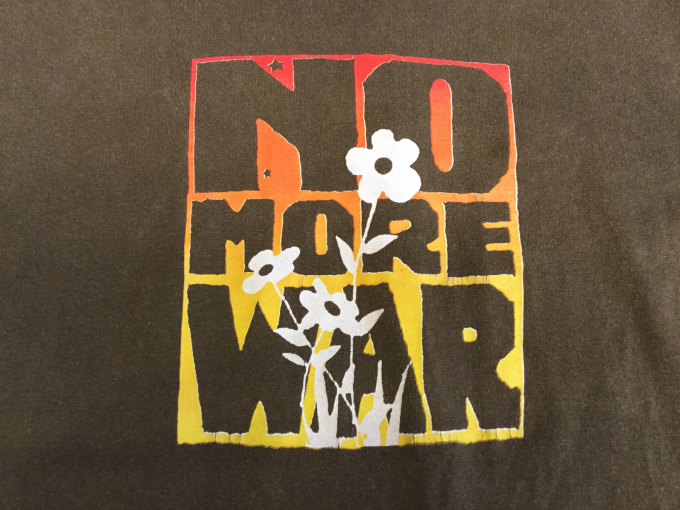 「 NO MORE WAR & DEVO 」_c0078333_13092851.jpg