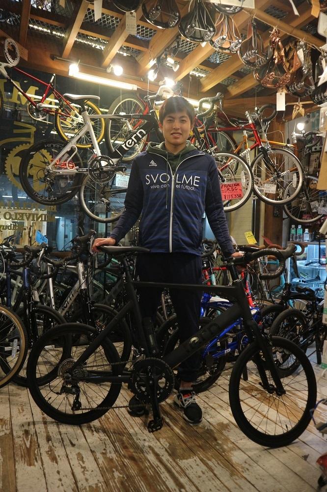 2月27日 渋谷 原宿 の自転車屋 FLAME bike前です_e0188759_10553859.jpg