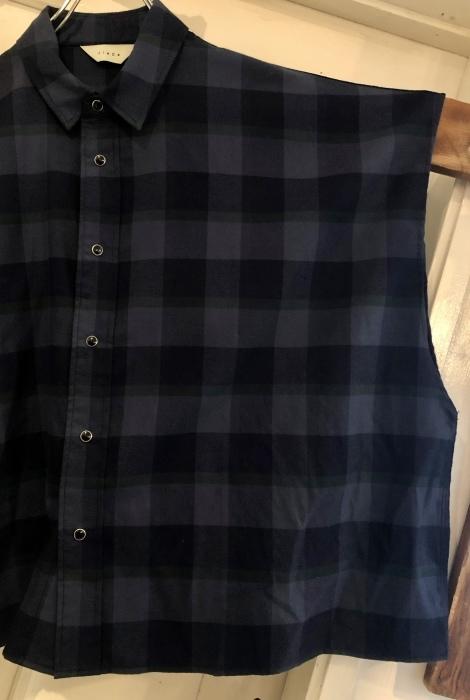 ご紹介に遅れました JieDa スリーブレスシャツ の紹介です!_e0298685_16551029.jpeg