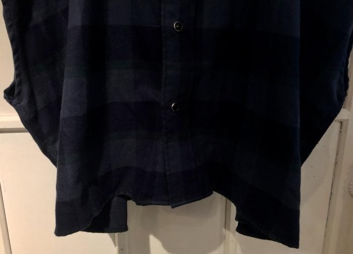 ご紹介に遅れました JieDa スリーブレスシャツ の紹介です!_e0298685_16552635.jpeg