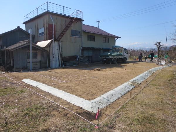 福島市 子供の成長を見守る家 着工です。_b0118287_16152007.jpg