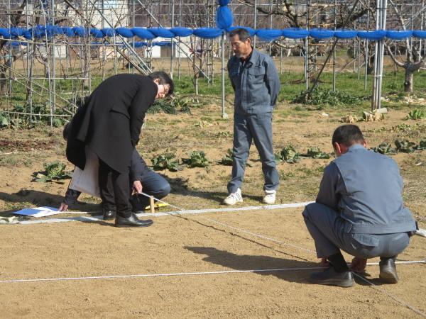 福島市 子供の成長を見守る家 着工です。_b0118287_16203935.jpg
