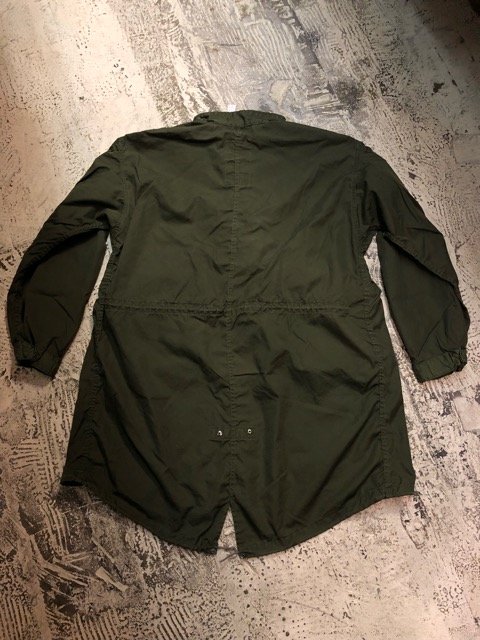3月2日(土)マグネッツ大阪店スーペリア入荷!!#2 U.S.Military編Part 2!M-65 FishtailParka&JungleFatigue、50\'s ChinoPants!!_c0078587_2116487.jpg