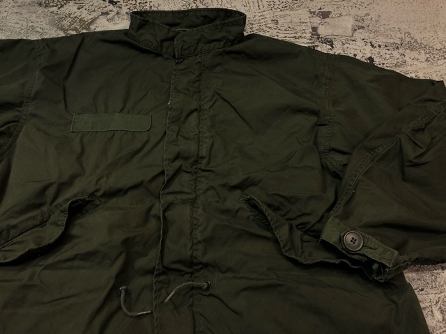 3月2日(土)マグネッツ大阪店スーペリア入荷!!#2 U.S.Military編Part 2!M-65 FishtailParka&JungleFatigue、50\'s ChinoPants!!_c0078587_21171321.jpg