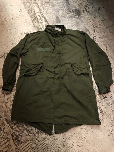3月2日(土)マグネッツ大阪店スーペリア入荷!!#2 U.S.Military編Part 2!M-65 FishtailParka&JungleFatigue、50\'s ChinoPants!!_c0078587_21172937.jpg