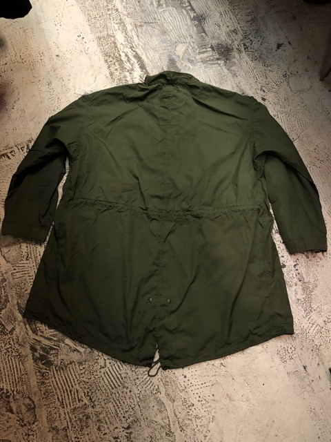 3月2日(土)マグネッツ大阪店スーペリア入荷!!#2 U.S.Military編Part 2!M-65 FishtailParka&JungleFatigue、50\'s ChinoPants!!_c0078587_21181325.jpg