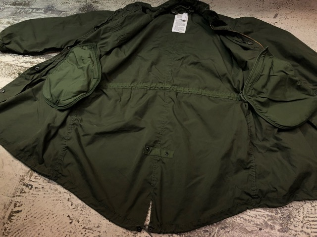 3月2日(土)マグネッツ大阪店スーペリア入荷!!#2 U.S.Military編Part 2!M-65 FishtailParka&JungleFatigue、50\'s ChinoPants!!_c0078587_21203383.jpg