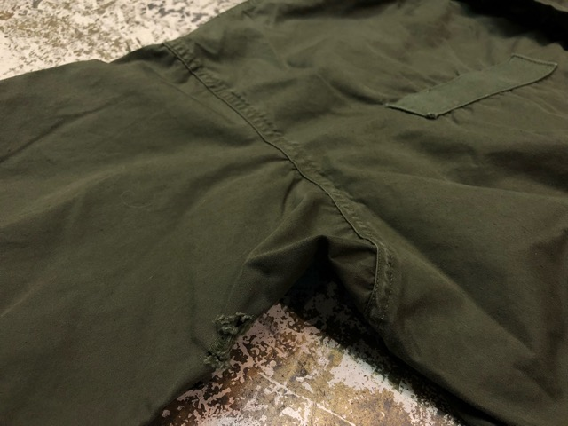 3月2日(土)マグネッツ大阪店スーペリア入荷!!#2 U.S.Military編Part 2!M-65 FishtailParka&JungleFatigue、50\'s ChinoPants!!_c0078587_2123979.jpg
