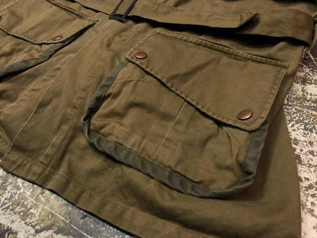 3月2日(土)マグネッツ大阪店スーペリア入荷!!#2 U.S.Military編Part 2!M-65 FishtailParka&JungleFatigue、50\'s ChinoPants!!_c0078587_21244145.jpg