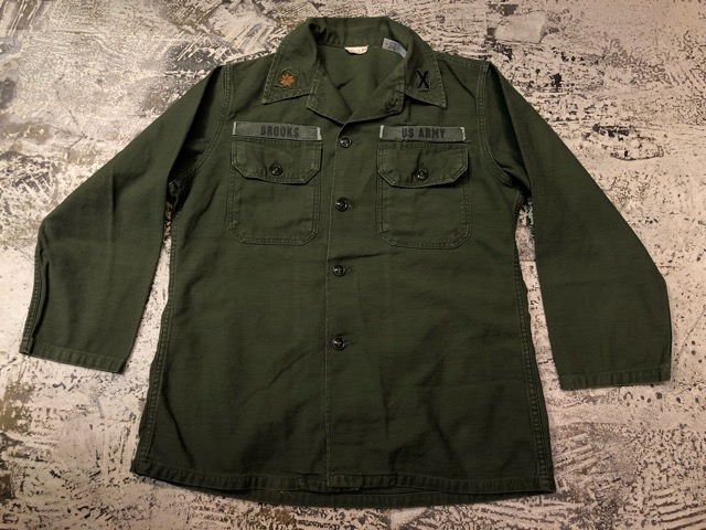 3月2日(土)マグネッツ大阪店スーペリア入荷!!#2 U.S.Military編Part 2!M-65 FishtailParka&JungleFatigue、50\'s ChinoPants!!_c0078587_21314913.jpg