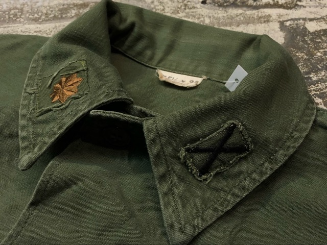 3月2日(土)マグネッツ大阪店スーペリア入荷!!#2 U.S.Military編Part 2!M-65 FishtailParka&JungleFatigue、50\'s ChinoPants!!_c0078587_21323092.jpg