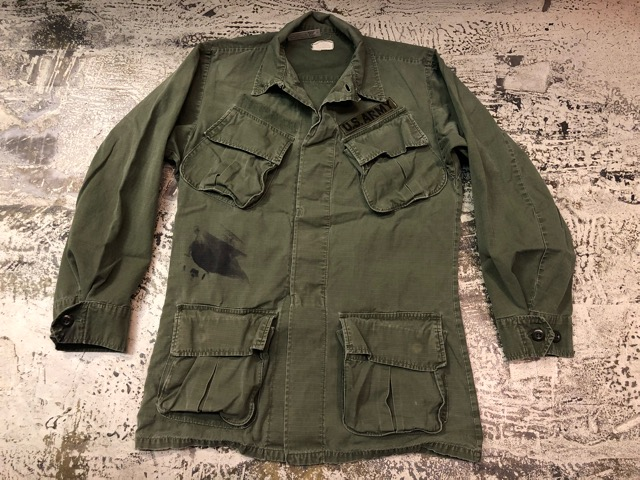3月2日(土)マグネッツ大阪店スーペリア入荷!!#2 U.S.Military編Part 2!M-65 FishtailParka&JungleFatigue、50\'s ChinoPants!!_c0078587_21332080.jpg