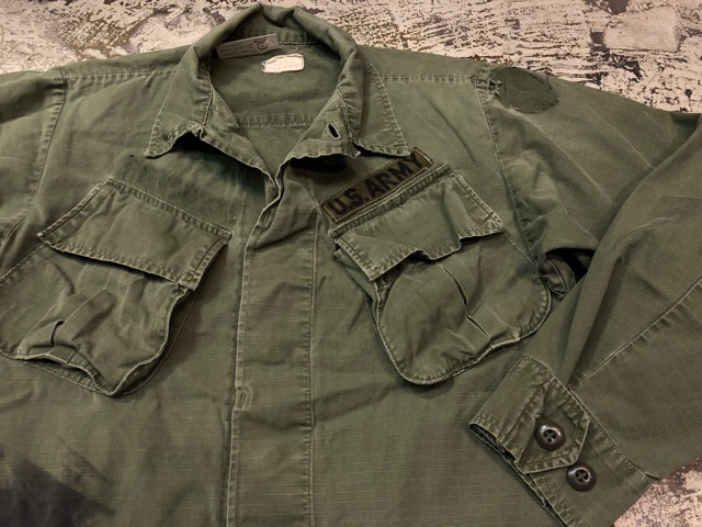 3月2日(土)マグネッツ大阪店スーペリア入荷!!#2 U.S.Military編Part 2!M-65 FishtailParka&JungleFatigue、50\'s ChinoPants!!_c0078587_21334948.jpg