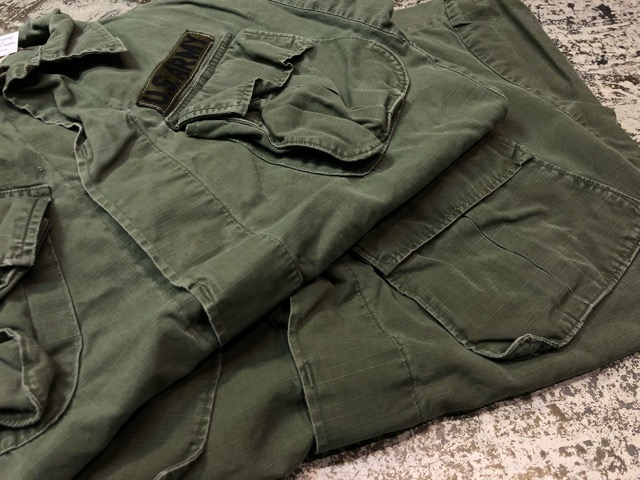 3月2日(土)マグネッツ大阪店スーペリア入荷!!#2 U.S.Military編Part 2!M-65 FishtailParka&JungleFatigue、50\'s ChinoPants!!_c0078587_2133933.jpg