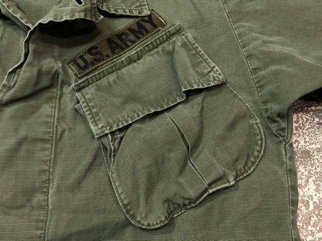 3月2日(土)マグネッツ大阪店スーペリア入荷!!#2 U.S.Military編Part 2!M-65 FishtailParka&JungleFatigue、50\'s ChinoPants!!_c0078587_2135429.jpg