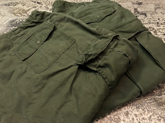 3月2日(土)マグネッツ大阪店スーペリア入荷!!#2 U.S.Military編Part 2!M-65 FishtailParka&JungleFatigue、50\'s ChinoPants!!_c0078587_21461171.jpg