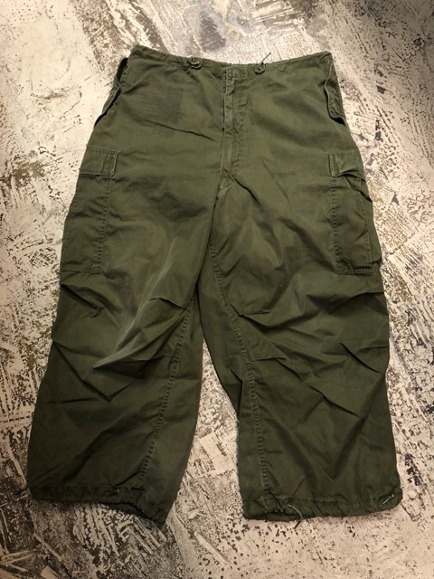 3月2日(土)マグネッツ大阪店スーペリア入荷!!#2 U.S.Military編Part 2!M-65 FishtailParka&JungleFatigue、50\'s ChinoPants!!_c0078587_21462066.jpg