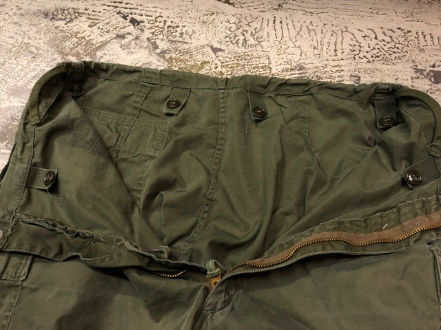 3月2日(土)マグネッツ大阪店スーペリア入荷!!#2 U.S.Military編Part 2!M-65 FishtailParka&JungleFatigue、50\'s ChinoPants!!_c0078587_21473085.jpg