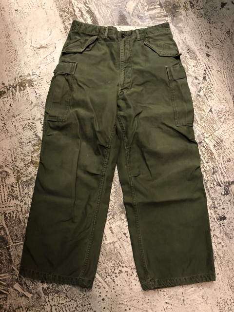 3月2日(土)マグネッツ大阪店スーペリア入荷!!#2 U.S.Military編Part 2!M-65 FishtailParka&JungleFatigue、50\'s ChinoPants!!_c0078587_21481411.jpg