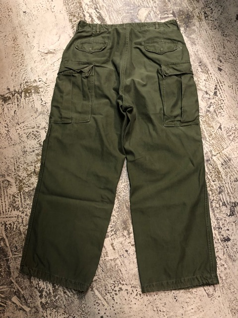 3月2日(土)マグネッツ大阪店スーペリア入荷!!#2 U.S.Military編Part 2!M-65 FishtailParka&JungleFatigue、50\'s ChinoPants!!_c0078587_21482058.jpg