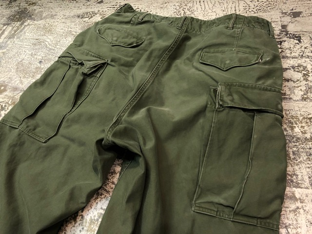 3月2日(土)マグネッツ大阪店スーペリア入荷!!#2 U.S.Military編Part 2!M-65 FishtailParka&JungleFatigue、50\'s ChinoPants!!_c0078587_21485591.jpg