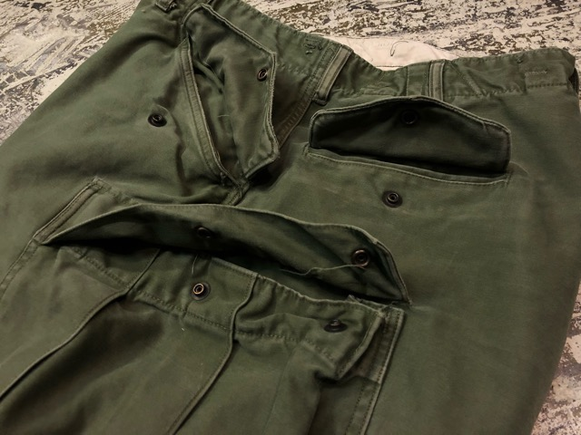 3月2日(土)マグネッツ大阪店スーペリア入荷!!#2 U.S.Military編Part 2!M-65 FishtailParka&JungleFatigue、50\'s ChinoPants!!_c0078587_2149285.jpg