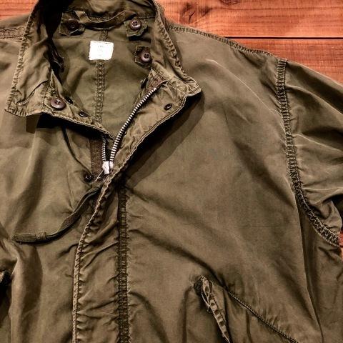 """1940-50s \"""" ARROW HEAD BRAND \"""" ALL cotton VINTAGE - Chain stitch - ENGINNER  JACKET ._d0172088_22154144.jpg"""