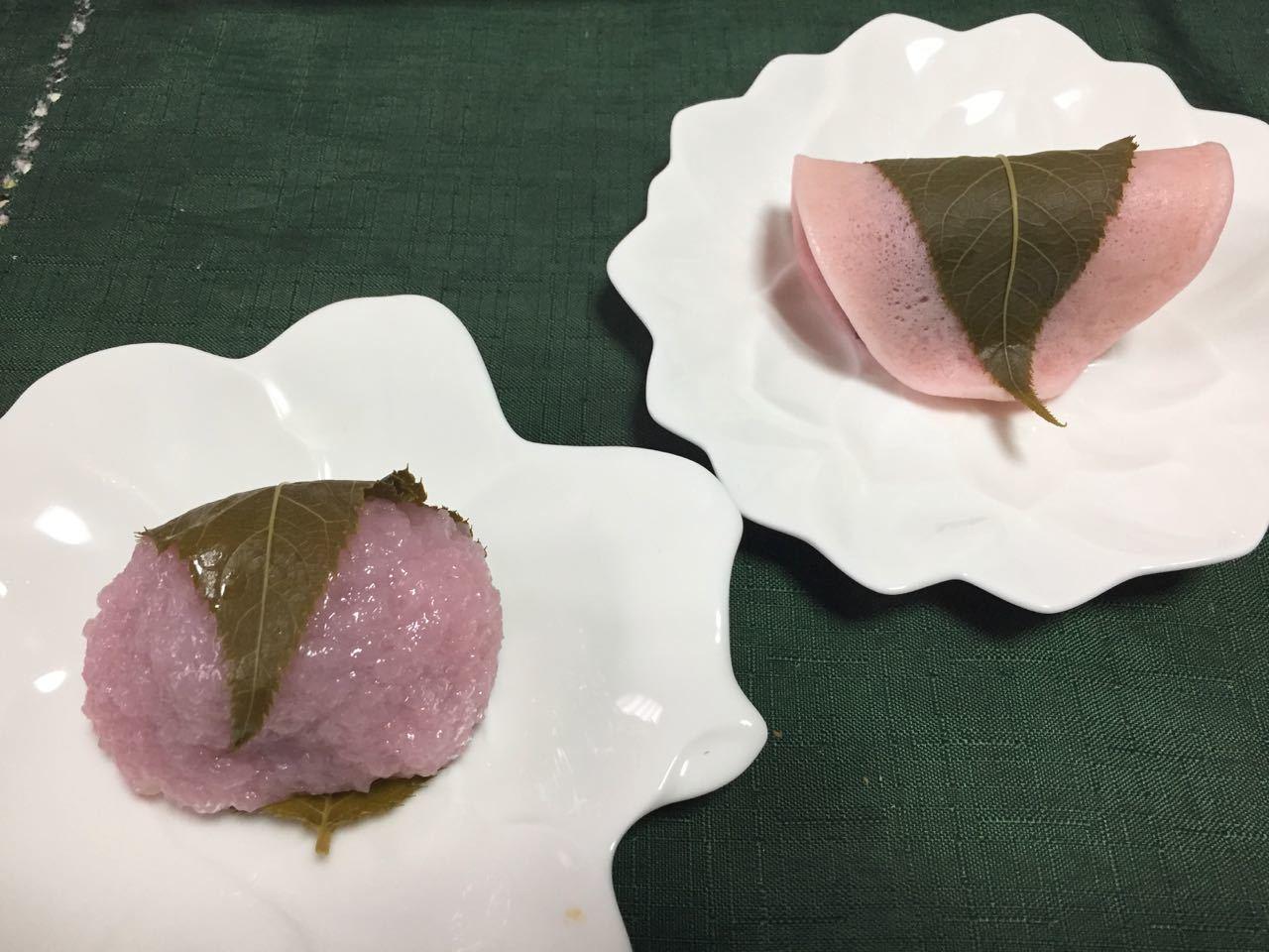 桜餅_f0130894_20283683.jpg