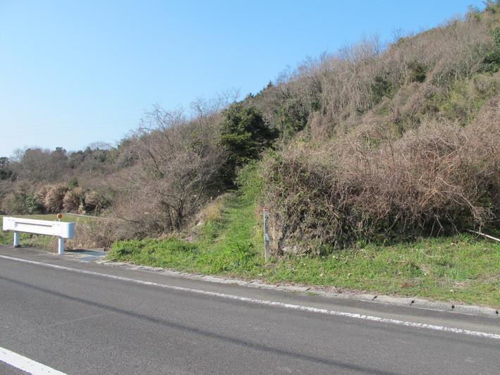 臼野の中山を登る 2019.2.26(火)_a0166196_14324555.jpg