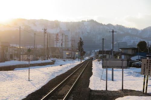 南米沢駅で乗車し、米沢駅で下車し自宅へ_c0075701_16372903.jpg