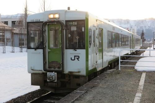 南米沢駅で乗車し、米沢駅で下車し自宅へ_c0075701_16385129.jpg