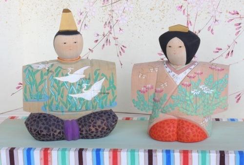 明日から、木彫り彩色雛 工房麿コレクション展 開催_c0218903_09102977.jpeg