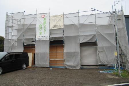 「坂祝の家」外壁検査_b0179213_21573842.jpg