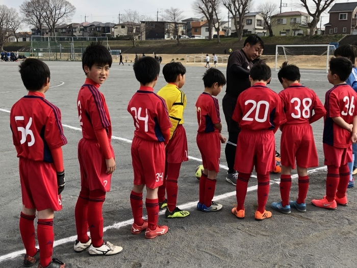 5年生 RookieLeague U-11_a0109316_11053505.jpeg