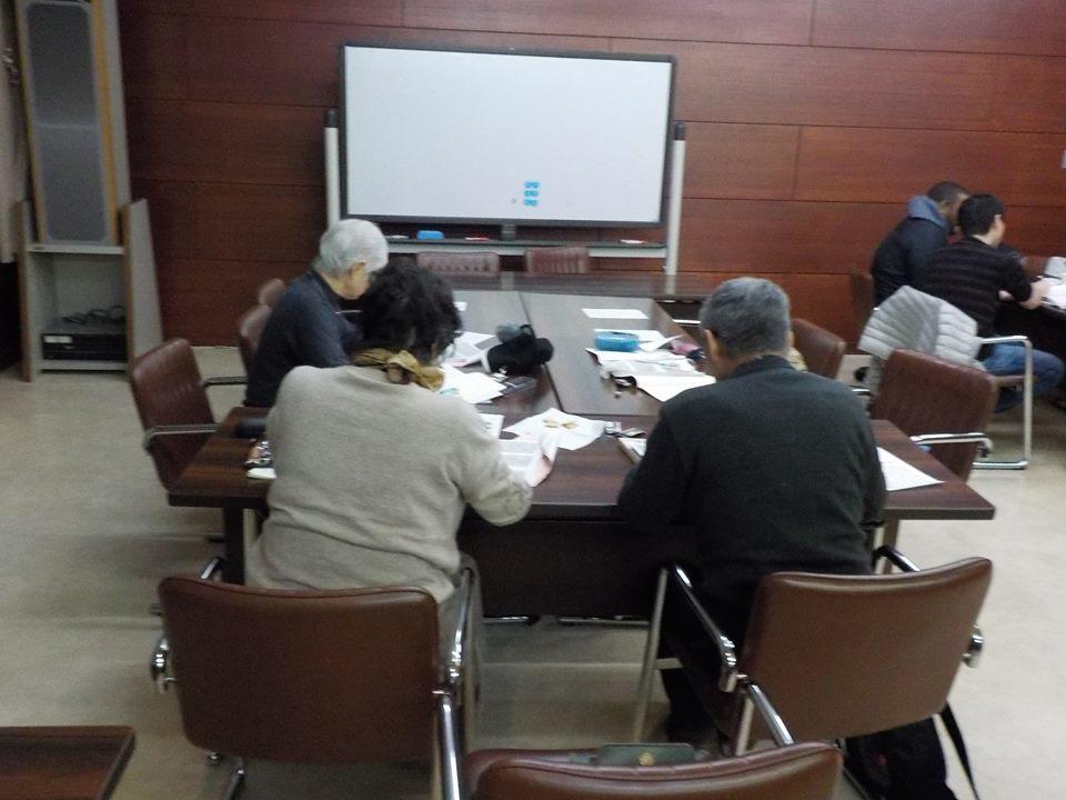 2019年2月26日(火) 合同学習会 運営会議_f0202120_08432013.jpg