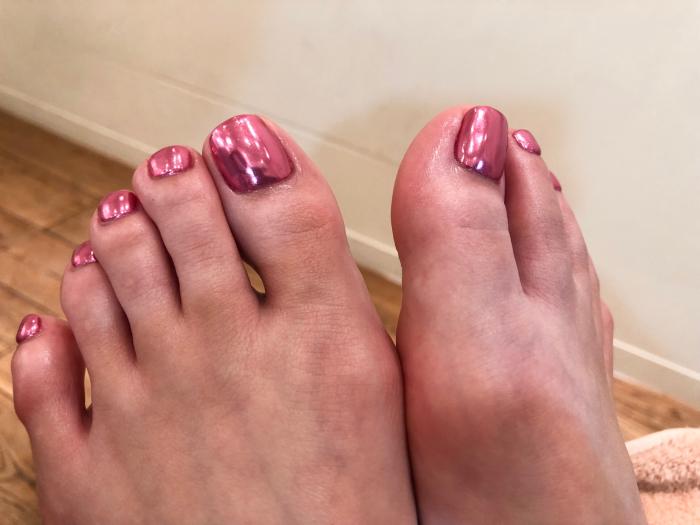 pink × coral!_c0071924_10280881.jpg