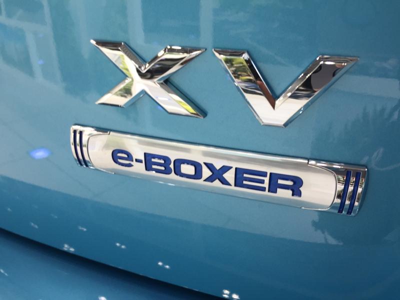 【いいな〜】SUBARU XV e-BOXER_b0008655_21035116.jpg