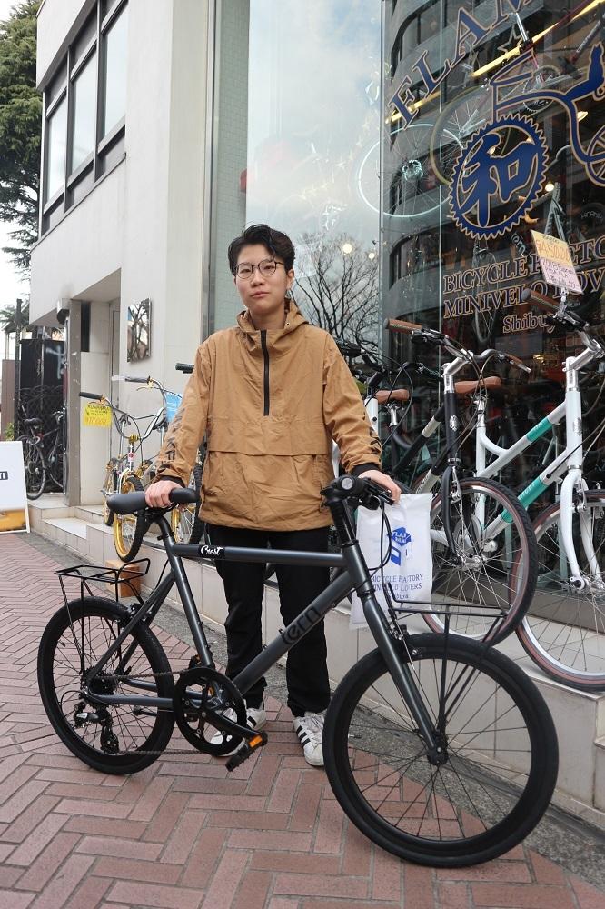2月28日 渋谷 原宿 の自転車屋 FLAME bike前です_e0188759_18563387.jpg